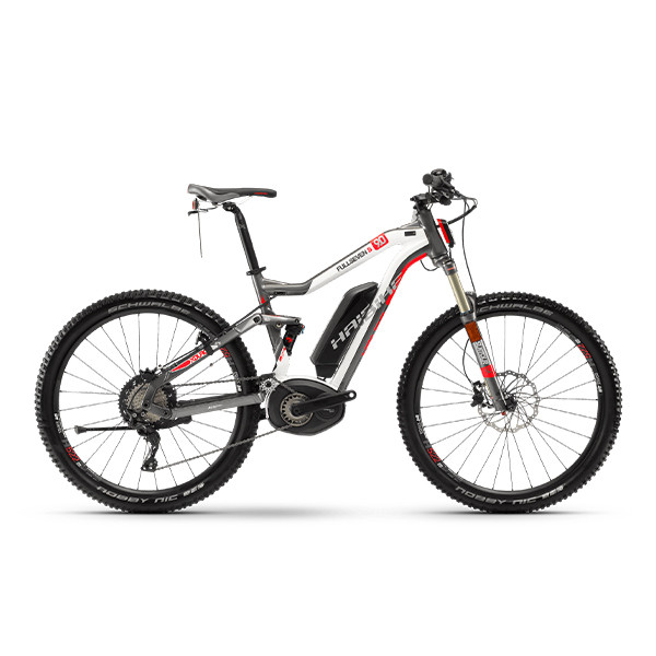 Электровелосипед Haibike (2018) XDURO FullSeven S 9.0 500Wh 11s XT